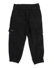 Pants - Stretch Cargo Twill Joggers (2T-4T)-2245456