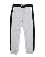 Boys - Fleece Joggers w/Side Panel (4-7)-2244355