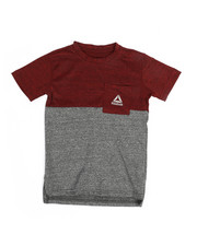 T-Shirts - Color Block Active Tee (4-7)-2244705