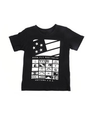 Born Fly - Screen Printed Tee (2T-4T)-2244550