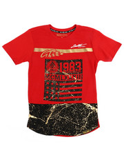 SWITCH - Foil Printed Tee (8-20)-2245832