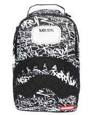 Sprayground - Scribble Shark Backpack (Unisex)-2244957