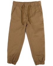 Boys - Twill Fashion Jogger Pants (4-7)-2245477