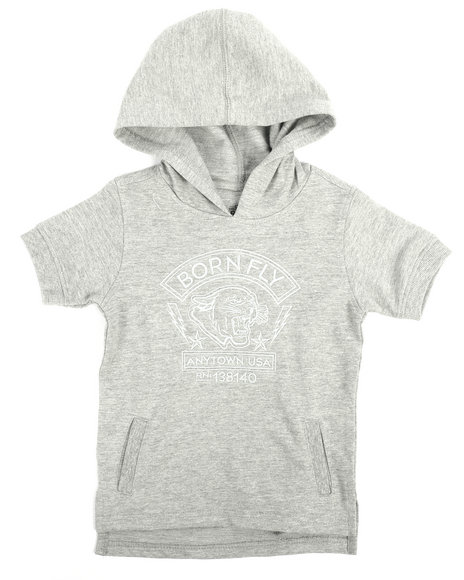 Born Fly - Born Fly Loopback Hoodie (2T-4T)