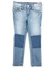 Girls - Single End Denim Jeans (4-6X)-2245303