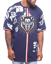 Makobi - Savage Wolves Tee (B&T)-2246220