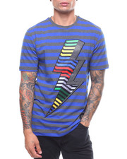Men - STRIPED BOLT SS TEE-2246197