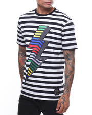 Hudson NYC - STRIPED BOLT SS TEE-2246186