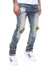 Buyers Picks - SKINNY FIT  DISTRESSED JEAN-2246150