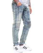 Buyers Picks - Skinny Fit Seamed Detail Moto Jean-2246418