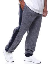 Sweatpants - Marled Fleece Pant/Side Panel (B&T)-2245915