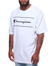 Big & Tall - Champion S/S FRAME TEE (B&T)-2244034