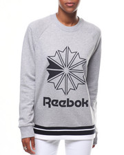 Reebok - AC FT Crew Neck Sweatshirt-2245022