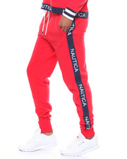 Bottoms - Sueded Fleece Taped Side Pant-2246728