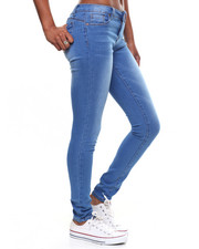Bottoms - Butt Lifted Skinny Jean-2246821