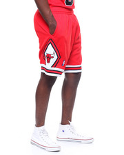 Shorts - 1997 - 98 Chicago Bulls Road Swingman Shorts-2247396