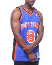 Mitchell & Ness - NEW YORK KNICKS  Swingman Jersey - Latrell Sprewell #8-2247330