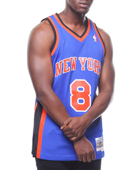 buy popular c5a80 359fe purchase 15 latrell sprewell jersey knicks 57a2b da6a4
