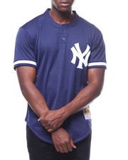 Mitchell & Ness - NEW YORK YANKEES  Authentic BP Jersey - Mariano Rivera #42-2247387