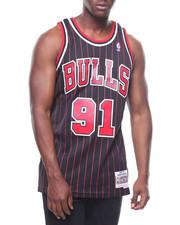 Mitchell & Ness - CHICAGO BULLS  Swingman Jersey - Dennis Rodman #91-2247340