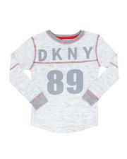 DKNY Jeans - Long Sleeve DKNY Tee (4-7)-2246160