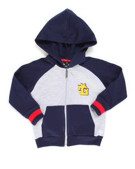 LRG - Common Ground Full Zip Jacket (2T-4T)