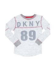 DKNY Jeans - Long Sleeve DKNY Tee (8-20)-2246192