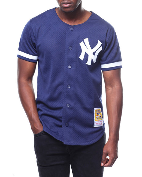 pretty nice 31a14 1ca0f Buy NEW YORK YANKEES Authentic BP BF Jersey - Bernie ...