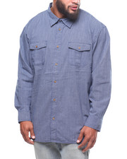 Lee - L/S Mel Micro Check Shirt (B&T)-2247814