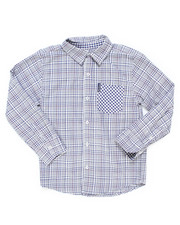 Boys - Yarn Dyed Shirt (8-18)-2246562