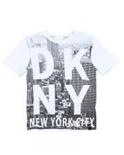 DKNY Jeans - Jumbo Tron Tee (8-20)-2246644