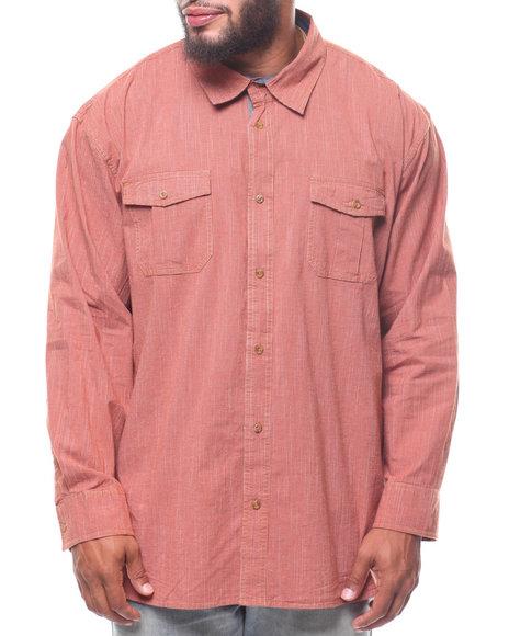 Lee - L/S Mel Micro Check Shirt (B&T)