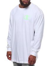 Men - L/S Logo Tee (B&T)-2247096