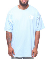 Champion - S/S Logo Tee (B&T)-2246905