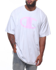 Champion - S/S Large Chest Logo Tee (B&T)-2247199