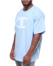 Champion - S/S Large Chest Logo Tee (B&T)-2246859