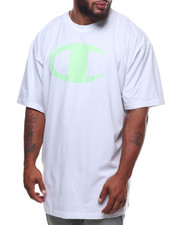 Champion - S/S Large Chest Logo Tee (B&T)-2246908