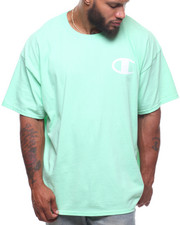 Champion - S/S Logo Tee (B&T)-2246926
