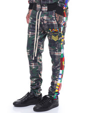 Hudson NYC - Military Plaid Pant-2247992