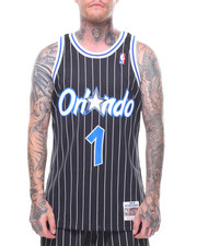 Mitchell & Ness - ORLANDO MAGIC  Swingman Jersey - Anfernee Hardaway #1-2248257
