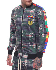 Hudson NYC - Military Plaid Jacket-2247981