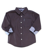 Ben Sherman - Printed Woven Shirt (4-7)-2247053