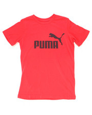 Boys - Puma Cat Graphic Tee (8-20)-2247081