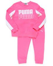 Puma - 2 Piece Pullover Fleece Set (4-6X)-2246940