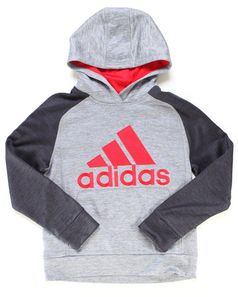 Buy Fusion Pullover Hoodie (8 20) Boys Hoodies from Adidas