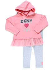 Sizes 4-6x - Kids - 2 Piece Pullover Top & Legging Set (4-6X)-2247325