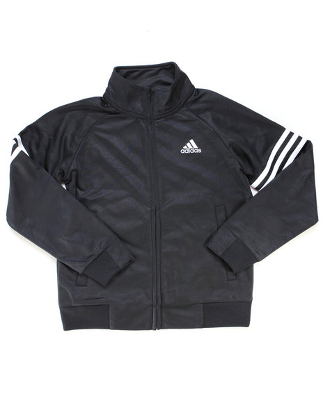 Adidas - Moto Camo Jacket (8-20)