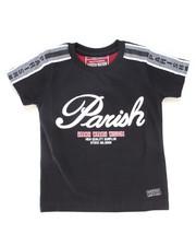 Parish - Classic Logo Tee w/Taping (2T-4T)-2247190
