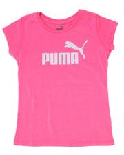 Puma - Puma Logo Graphic Tee (4-6X)-2247076