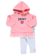 Infant & Newborn - 2 Piece Pullover Top & Legging Set (Infant)-2247049